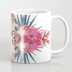 Flamingos Tropicales Mug