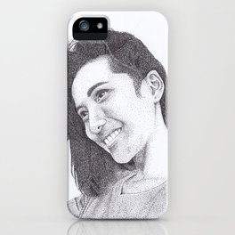 Anita Mae iPhone Case