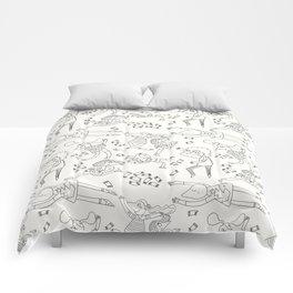 Hurrai ! Comforters
