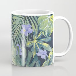 Palm Leaves Pattern 9 Coffee Mug