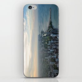 The Windy City iPhone Skin