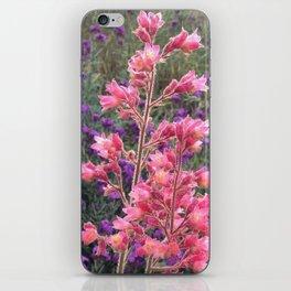 Spring Pinks iPhone Skin