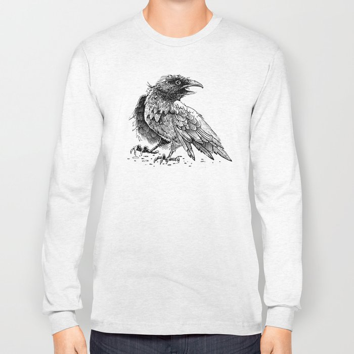 Raven / Crow Long Sleeve T-shirt