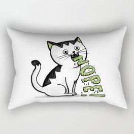 Insides Outside Rectangular Pillow