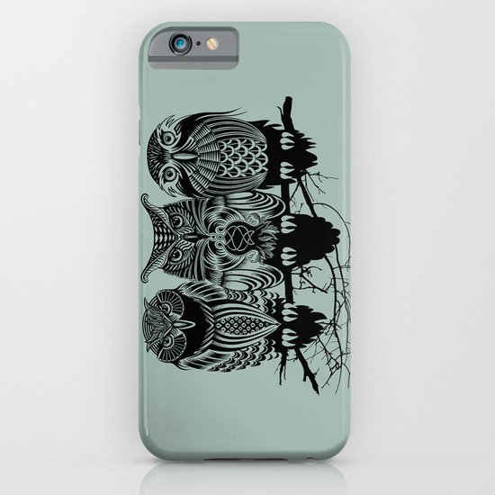Owls of the Nile iPhone & iPod Case