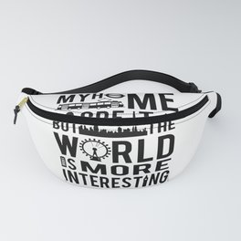 Verified traveller Tee Fanny Pack