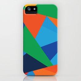 Fracture iPhone Case
