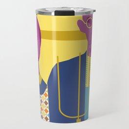 American Gothic P Travel Mug