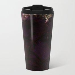 dark ink texture Travel Mug