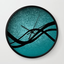 Relaxed Flow5 Wall Clock