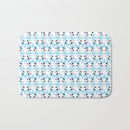 Super Cute Kawaii Bunny and Panda Bath Mat
