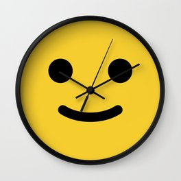 What is a smile worth. Wall Clock