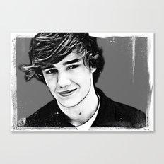 Liam Payne Canvas Print