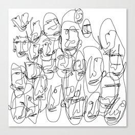 DigiLeroy 01 Canvas Print