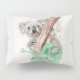 Koala Peek-A-Boo Pillow Sham