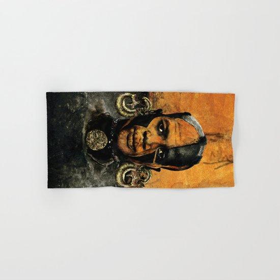 Man AFRICAN Hand & Bath Towel