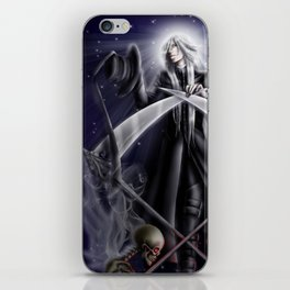 Saint Undertaker (galaxy phone version) iPhone Skin