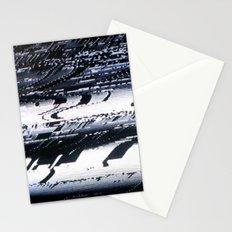 analogue gun Stationery Cards