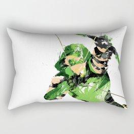 The Arrow Rectangular Pillow