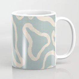 Organical shapes #443 Coffee Mug