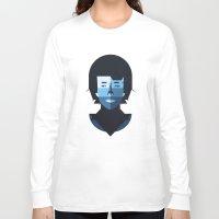 bob dylan Long Sleeve T-shirts featuring Bob Dylan by rubenmontero