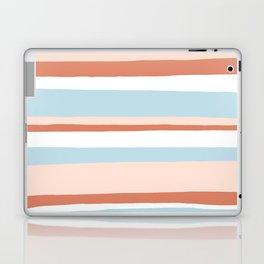 mesa, desert pastel stripes Laptop & iPad Skin