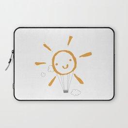 Sun balloon Laptop Sleeve