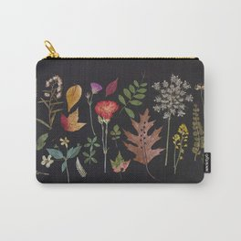 Plants + Leaves 4 Carry-All Pouch
