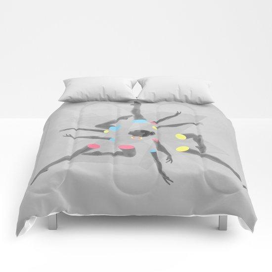 Break Dancer Comforters