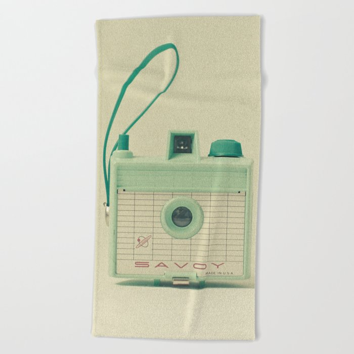 Mint Beach Towel