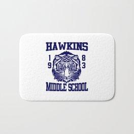 hawkins middle school Bath Mat