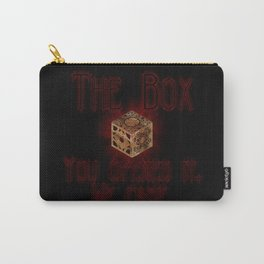 Hellraiser The Box You Opened It Carry-All Pouch