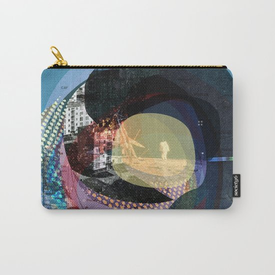 the abstract dream 16 Carry-All Pouch