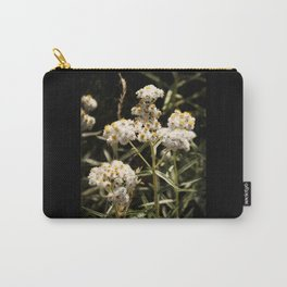 Western Pearly Everlasting Carry-All Pouch