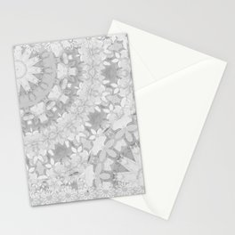 Natural Gray Stationery Cards