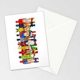 Superhero Butts LV Stationery Cards