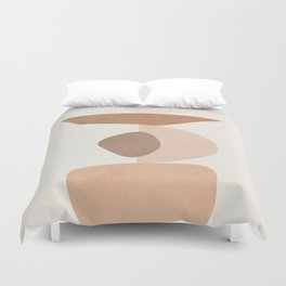Balancing Elements II Duvet Cover