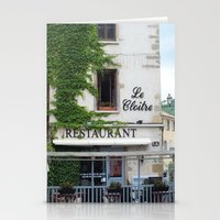 france Stationery Cards featuring France by Medea
