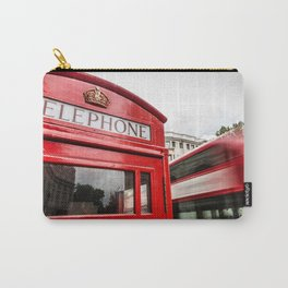 Iconic London Carry-All Pouch