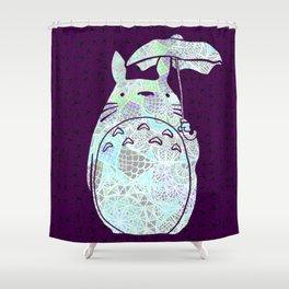 Mandala Strange Neighbor Shower Curtain