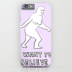 I want to believe iPhone 6s Slim Case