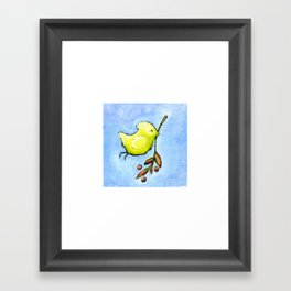 Hope, small version Framed Art Print