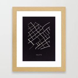 Valletta Framed Art Print