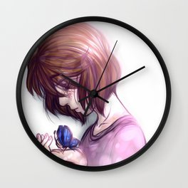 Max Caulfield Wall Clock