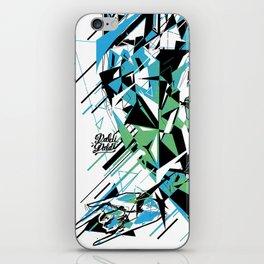 Street Diamond iPhone Skin