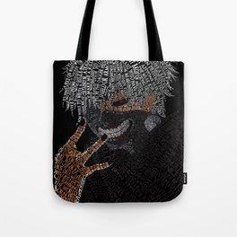 Kaneki Typography Tote Bag