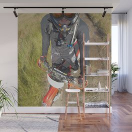 Enduro Wall Mural