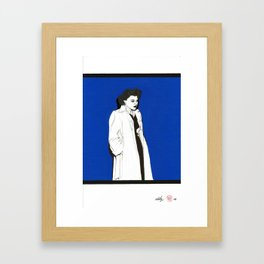 Anne Bancroft  Framed Art Print