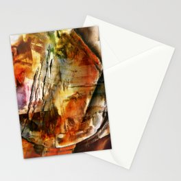 Texture abstract 2016 011 Stationery Cards