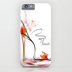 high heel iPhone 6s Slim Case